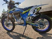 Мотоцикл Motoland Кросс XT 250 ST-NC - фото КроссXT250ST-NC_2.jpg