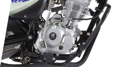 Мотоцикл BAJAJ Boxer BM 125 X - фото engine bajaj boxer 125.jpg