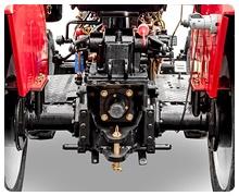 Мини-трактор Rossel RT-244D дизельный (24 л.с., трехцилиндр.) - фото Независимый вал отбора мощности.jpg