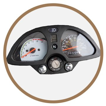 приборная панель Мотоцикла Racer Panther RC250GY-C2