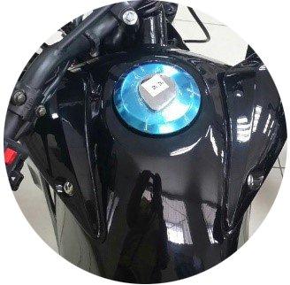 Мотоцикл ZID ENDURO (YX 250GY-C5C) - фото Бак