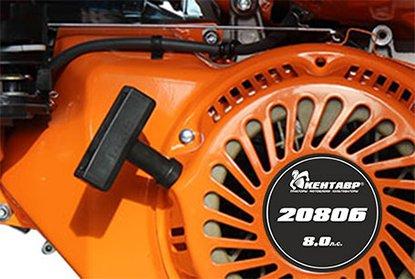 Мотоблок Кентавр 2016 Б (16 л.с., колеса 6х12, ВОМ, 145 кг) + Подарки - фото 2080B-9.jpg