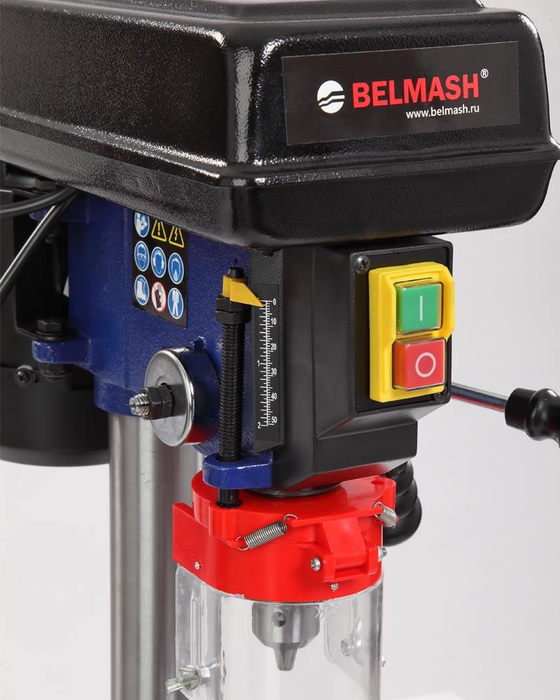 Станок cверлильный вертикальный Белмаш DP200-13 - фото S102A_02.jpg