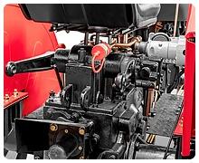 Мини-трактор Rossel RT-244D дизельный (24 л.с., трехцилиндр.) - фото гидровыходы и розетки.jpg