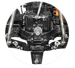 Мини-трактор Кентавр Т-240 (24 л.с., BOM, 1246 куб. см, ременная передача, гидравлика) - фото 09-vom.jpg