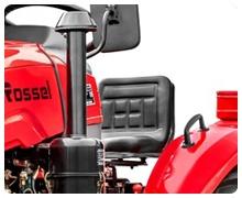 Мини-трактор Rossel RT-242D дизельный (24 л.с., трехцилиндр.) - фото Регулировка сиденья.jpg