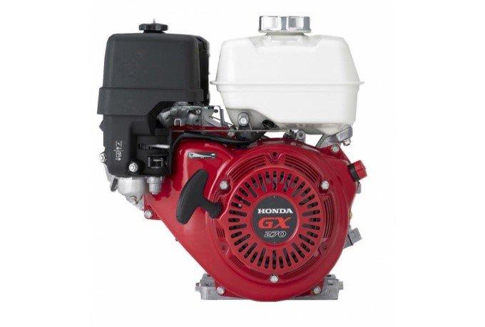 Мотоблок МТЗ Беларус 09Н (9 л. с., ВОМ) с двигателем Honda + Подарки - фото двигатель хонда gx 270