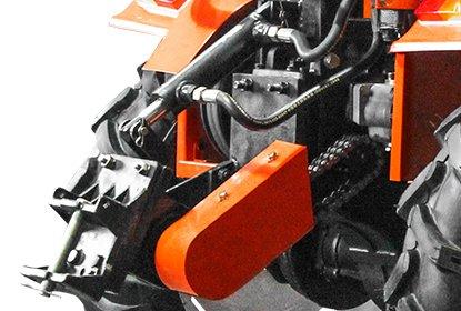 Мини-трактор Schneider S-18 (18 л.с., BOM, 800 куб. см, гидравлика) + Подарки - фото kentavr-t_18d_2.jpg