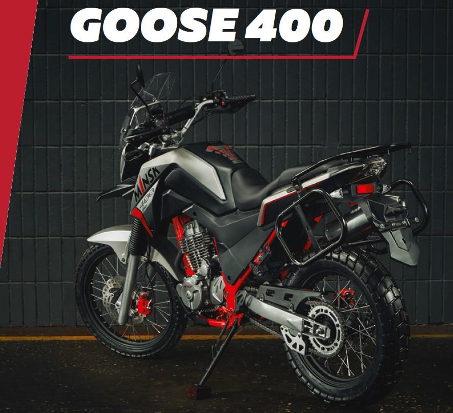 Goose 400