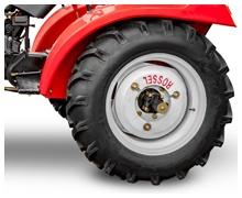 Мини-трактор Rossel RT-244D дизельный (24 л.с., трехцилиндр.) - фото большие колеса.jpg