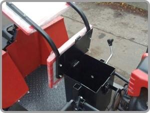 багажное отделение мотоблока с адаптером штенли