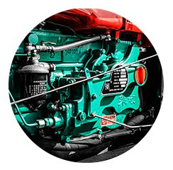 Мини-трактор Кентавр Т-240 (24 л.с., BOM, 1246 куб. см, ременная передача, гидравлика) - фото двигатель.jpg