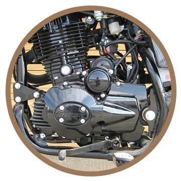 двигатель мотоцикла Racer Panther RC250GY-C2