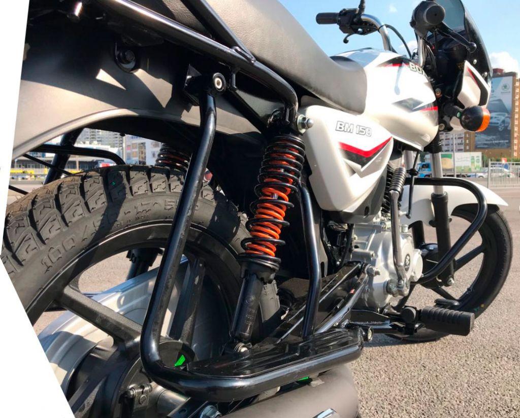Мотоцикл Bajaj Boxer BM 150 UG - фото 2-150boxer.jpg