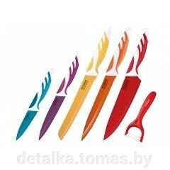 Ножи купить, набор ножей петергоф в минске, Набор ножей Peterhof купить, керамические ножи, ножи тефлоновые, купить, доставка.