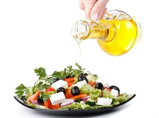 Растительные (пищевые) масла холодного отжима - фото пищевые масла