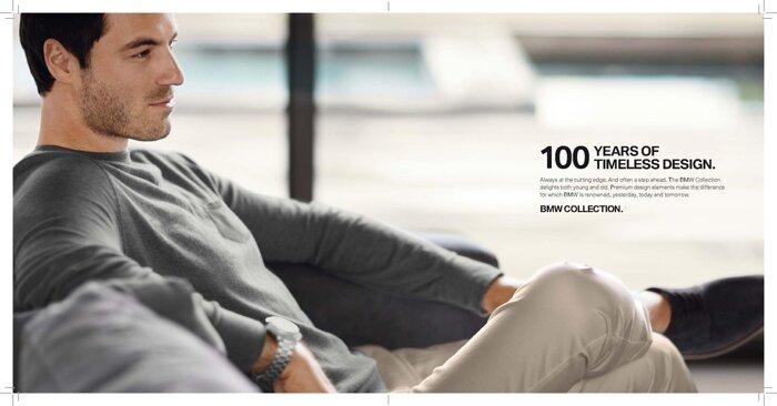 Коллекция аксессуаров 2016 BMW THE NEXT 100 YEARS - фото 10
