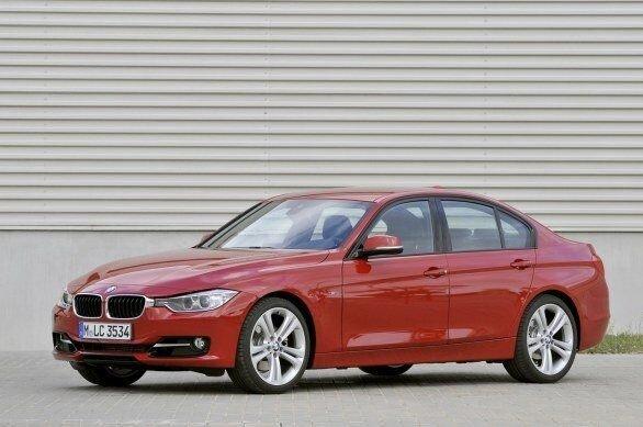 Запчасти под заказ для BMW F01/G11//F07/F10/F15/F20/F25/F30/F34/G30.... - фото BMW F30
