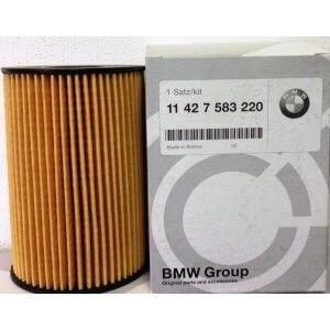 Фильтр масляный BMW 11427583220 - фото 1