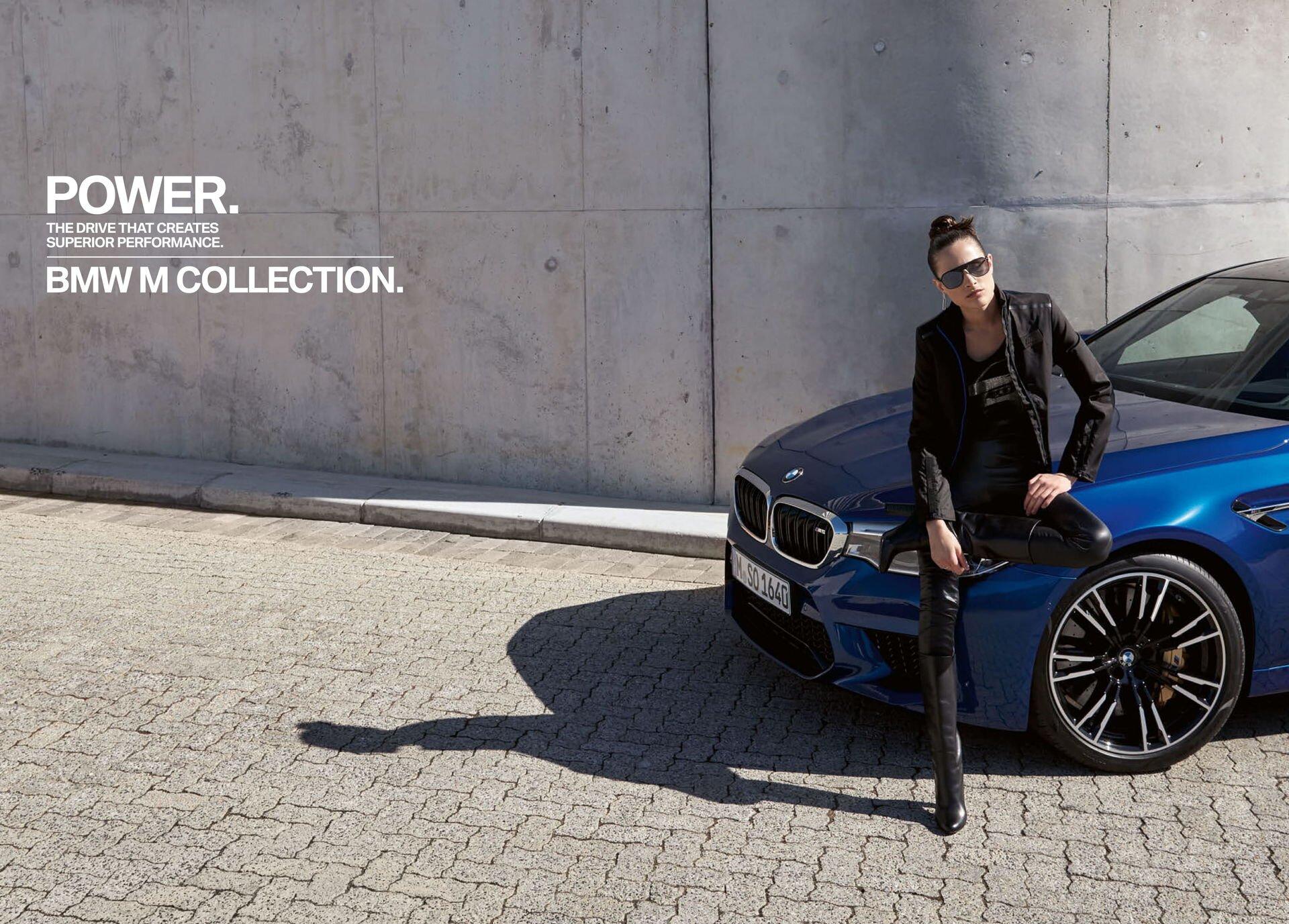 Коллекция аксессуаров BMW LIFESTYLE 2018-2020 - фото pic_37298ce75869fef_1920x9000_1.jpg