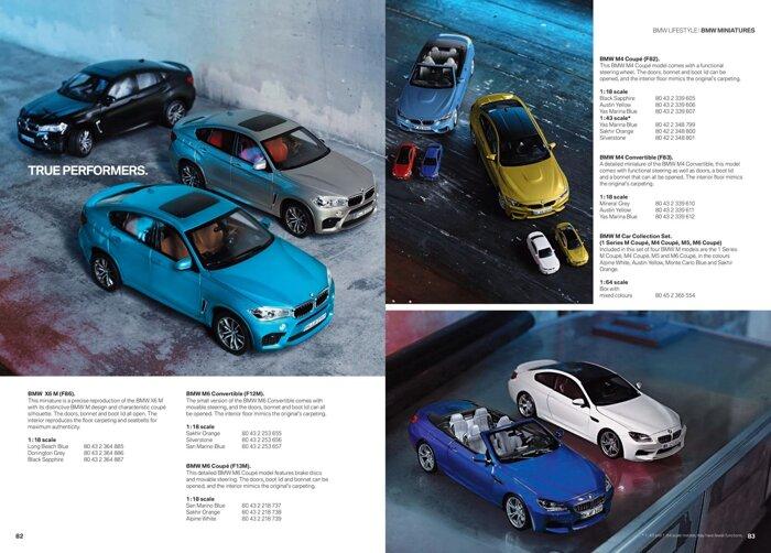 Коллекция BMW LIFESTYLE 2016-2018 - фото 42