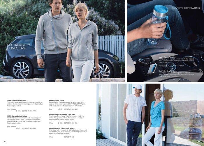 Коллекция BMW LIFESTYLE 2016-2018 - фото 27