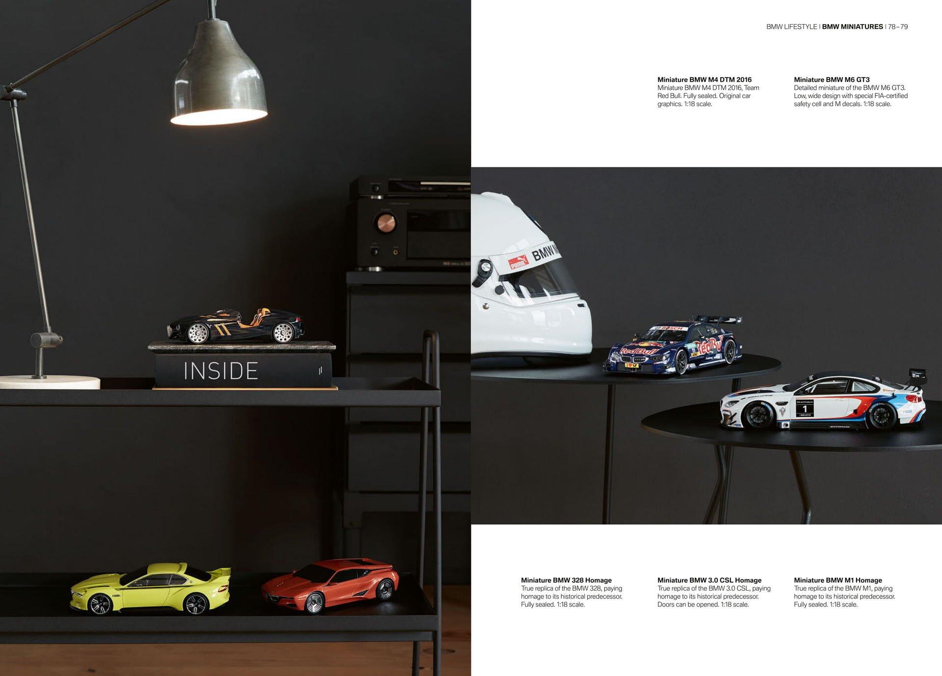 Коллекция аксессуаров BMW LIFESTYLE 2018-2020 - фото pic_ebffb2f53c09601_1920x9000_1.jpg