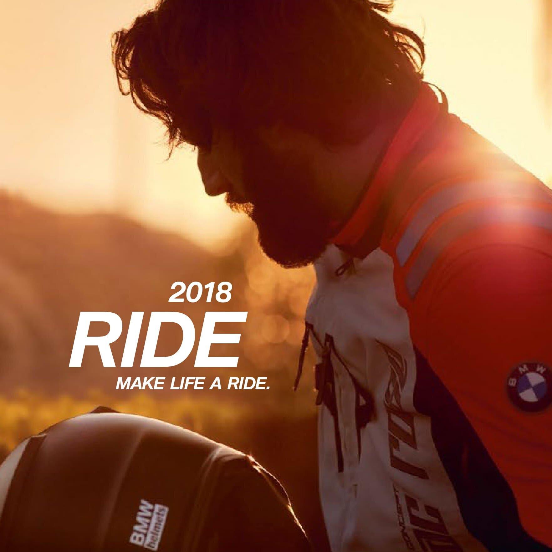 Коллекция мотоаксессуаров BMW Motorrad Ride 2018 - фото pic_9d3f100ab1e47d5_1920x9000_1.jpg