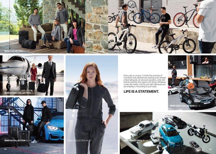 Коллекция BMW LIFESTYLE 2016-2018 - фото 2