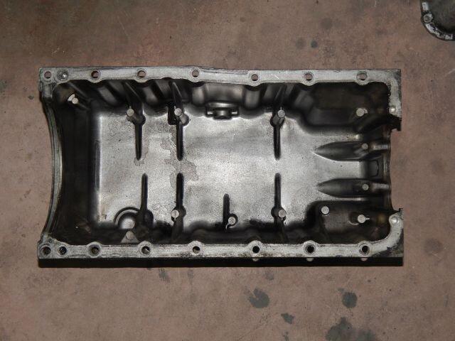 Поддон масляный Ford Mondeo 1.8TD - фото 1