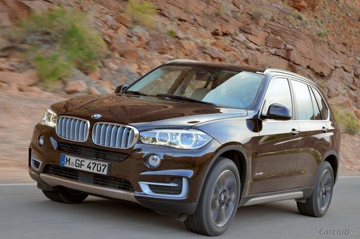Запчасти под заказ для BMW F01/G11//F07/F10/F15/F20/F25/F30/F34/G30.... - фото BMW F15
