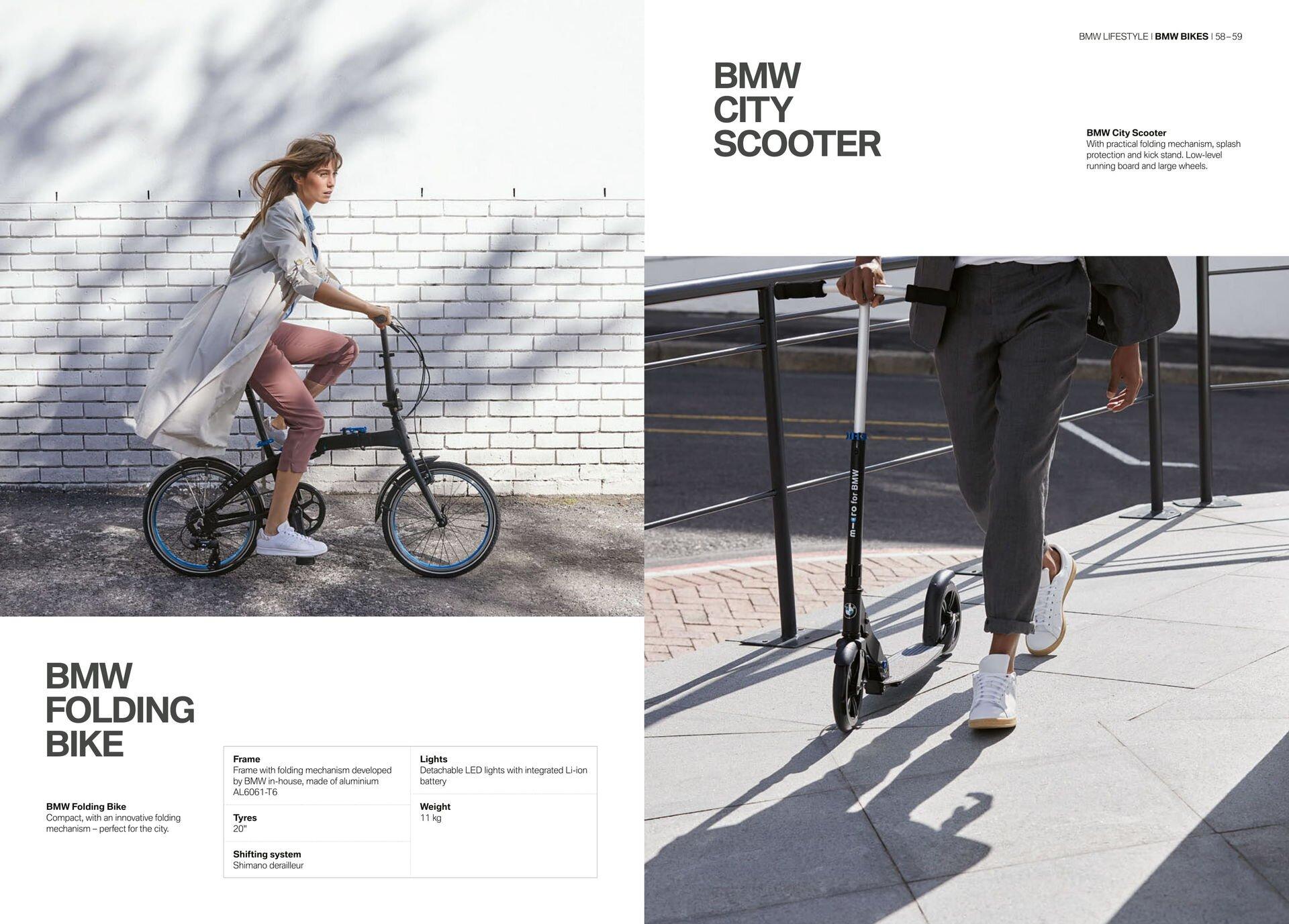 Коллекция аксессуаров BMW LIFESTYLE 2018-2020 - фото pic_7c37be62b9071a9_1920x9000_1.jpg