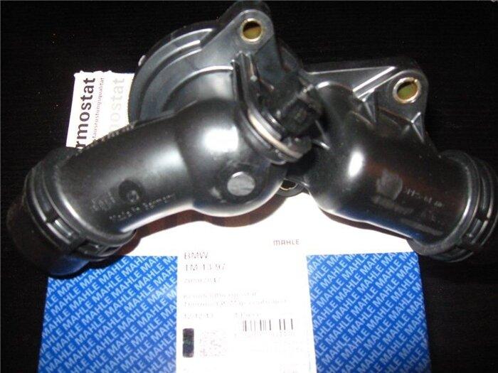 Термостат (новый) BMW E39, E38, E60, E65, E70, E71, E87 и т. д. - фото 3
