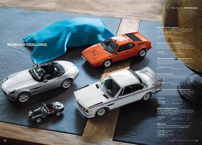 Коллекция BMW LIFESTYLE 2016-2018 - фото 44