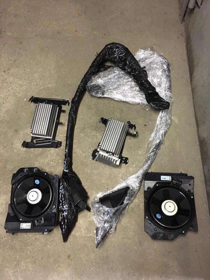 Комплект дооснащения аудиосистемой HiFi для F30 BMW - фото pic_28b0221d89eff93_700x3000_1.jpg