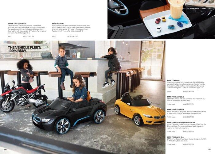 Коллекция BMW LIFESTYLE 2016-2018 - фото 35