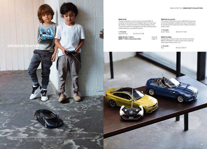 Коллекция BMW LIFESTYLE 2016-2018 - фото 37