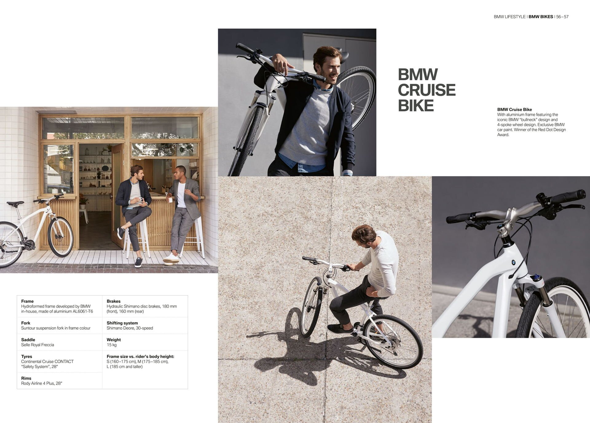 Коллекция аксессуаров BMW LIFESTYLE 2018-2020 - фото pic_01612fc8211456f_1920x9000_1.jpg