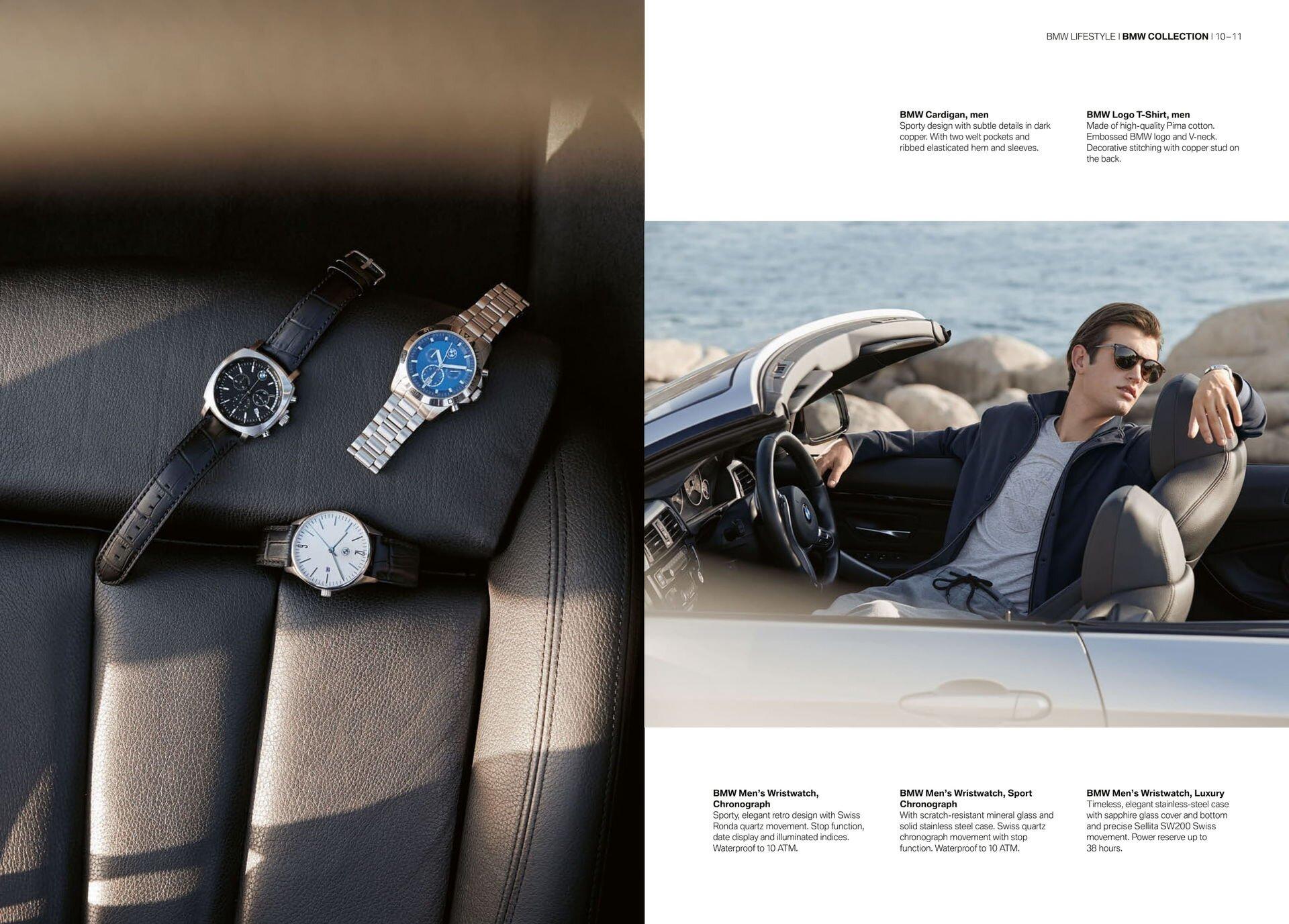 Коллекция аксессуаров BMW LIFESTYLE 2018-2020 - фото pic_c67f824ab8aa751_1920x9000_1.jpg