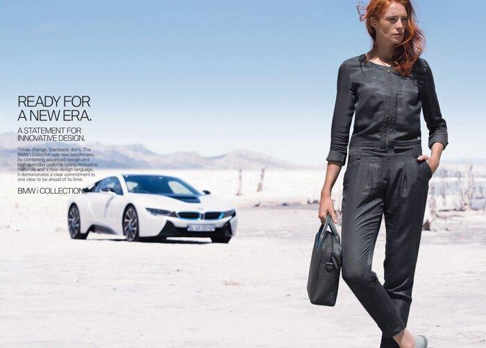 Коллекция BMW LIFESTYLE 2016-2018 - фото 23