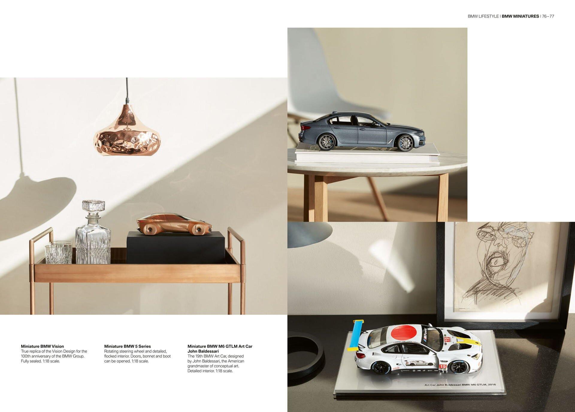 Коллекция аксессуаров BMW LIFESTYLE 2018-2020 - фото pic_1eb319916ef2ba5_1920x9000_1.jpg