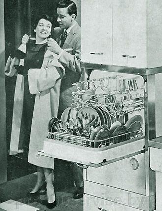 Ремонт посудомоечных машин - фото 1