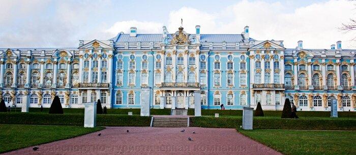 Дворцы Санкт-Петербурга из Могилева на автобусы - фото 1