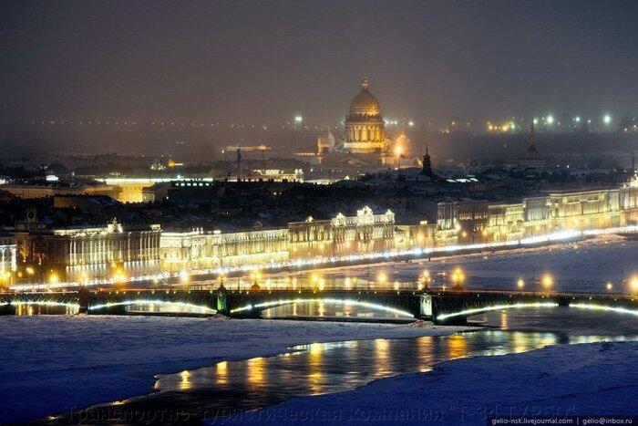 Блистательный Санкт-Петербург экскурсия - фото 1