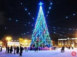 Новогодние праздники в Москве - фото 1
