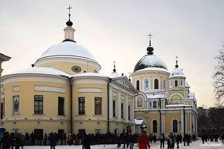 К Матроне Московской автобусный тур - фото 1
