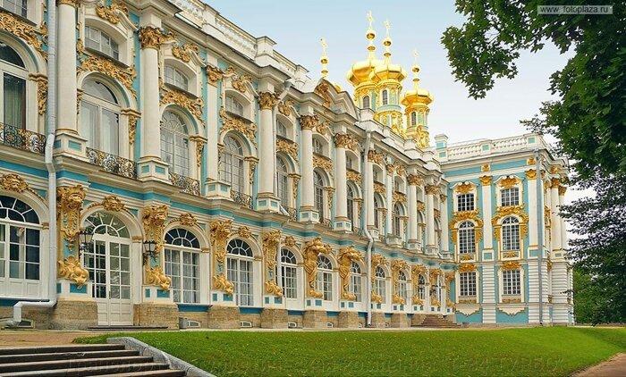 Дворцы Санкт-Петербурга из Могилева - фото 2