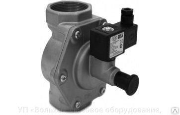 Клапан электромагнитный EGV 1015 Ду15 НО с ручным взводом - фото 1
