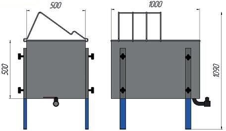 Стол для распечатки рамок (1000 мм) - фото pic_b8ca5e4056e4be0_700x3000_1.jpg