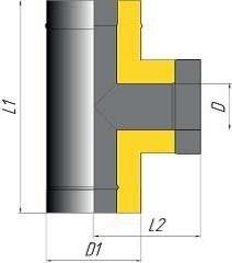 Тройник двустенный 90* - фото pic_453aa5168461205_700x3000_1.jpg